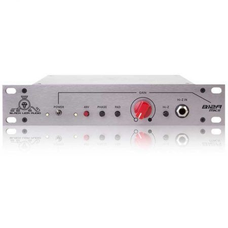B12 mkII Preamp