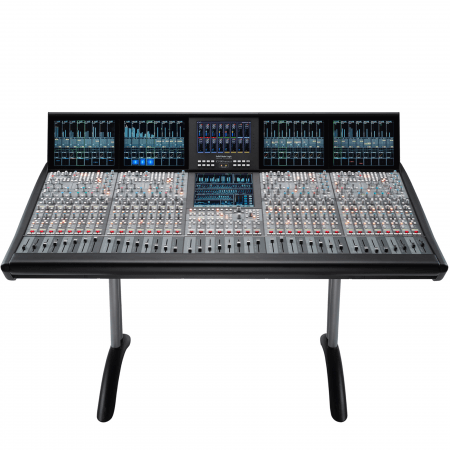 C100 HD PLUS Digital Broadcast Console
