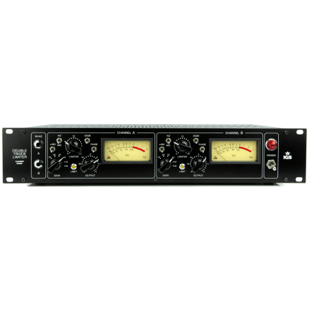DTL – Double Triode Preamp/Limiter