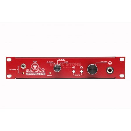 Sparrow DAC – Red