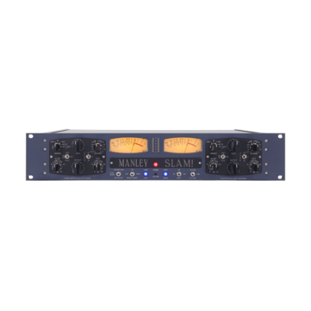 SLAM Stereo Limiter and Micpre