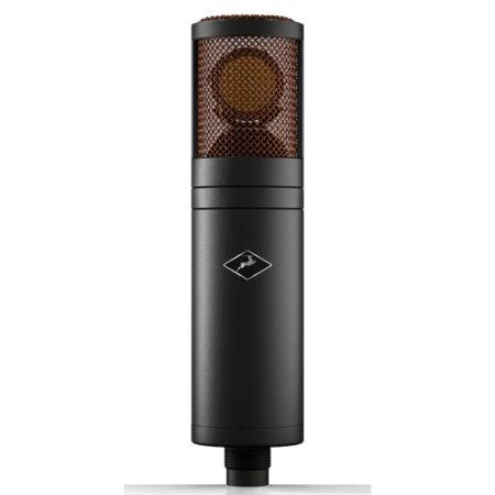 Edge Duo Modeling Microphone