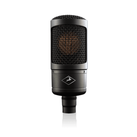 Edge Solo Modeling Microphone