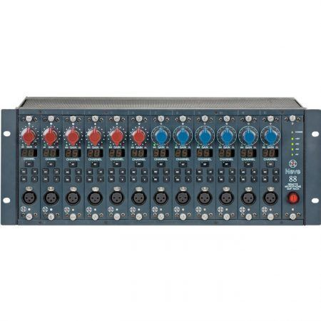 1081R Remote Microphone Preamplifier Rack