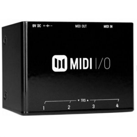 MIDI I/O Pedal Interface